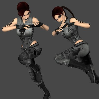lara croft shadow