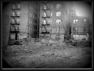 The Bronx. (South)