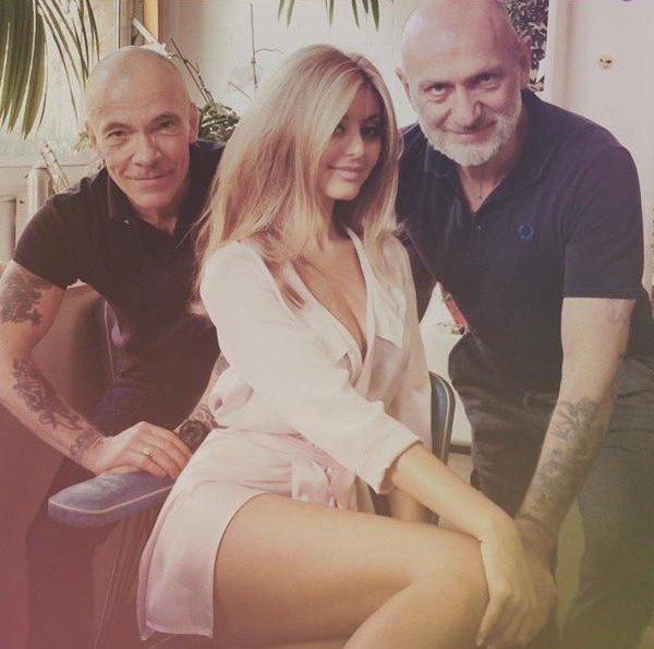 Shooting avec Pierre et Gilles !