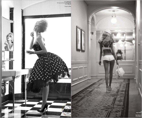 Quelques photos en plus du V Magazine et des photos pour Next Magazine sont apparues, vous aimez ?