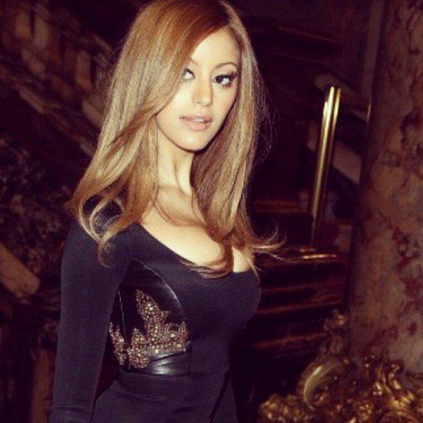 Défilé Versace le 19 janvier dernier