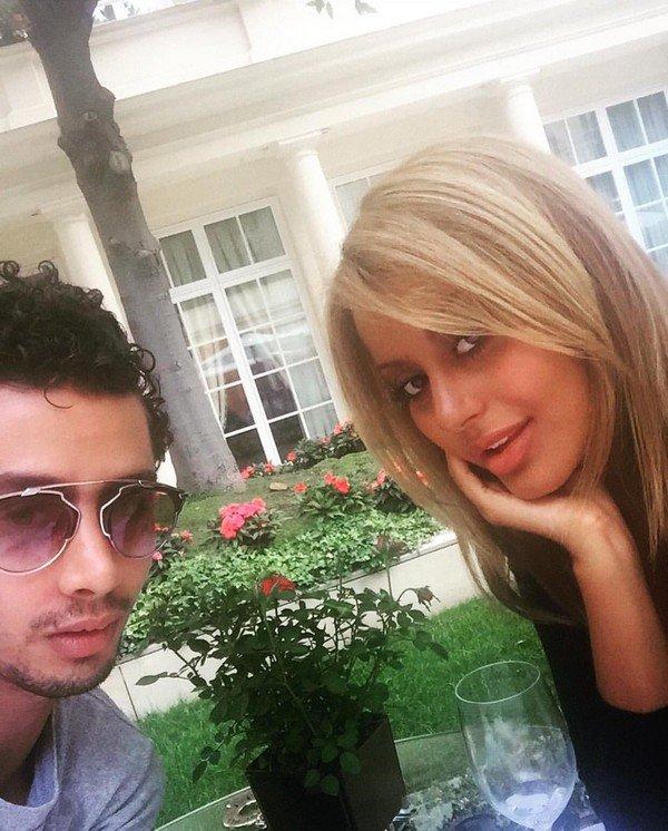 Avec Djanis Bouzyani