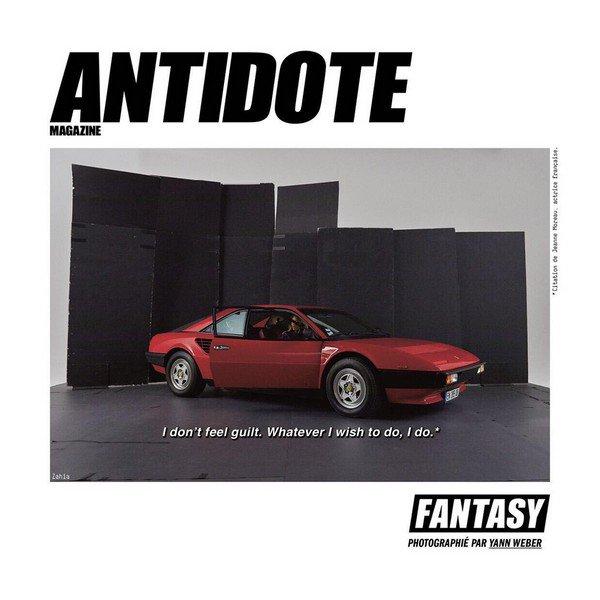 Voici la couverture du Magazine Antidote qui sortira le 19 septembre prochain. Hâte de vous faire découvrir les photos...