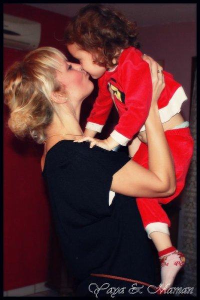 Elle & moi ... Un amour inconditionnel !! On s'aime plus que tout & pour la vie (l)
