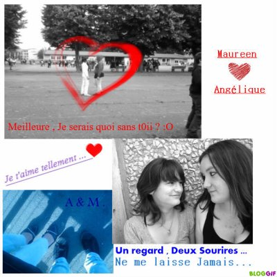 ¤ Moi & Ma Meiilleure Amiie . ¤ :)