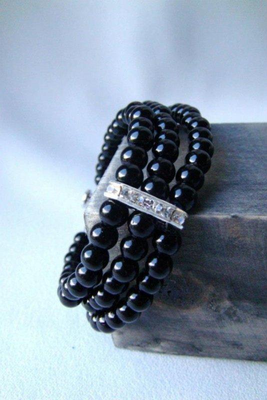 bracelet avec fil mémoire
