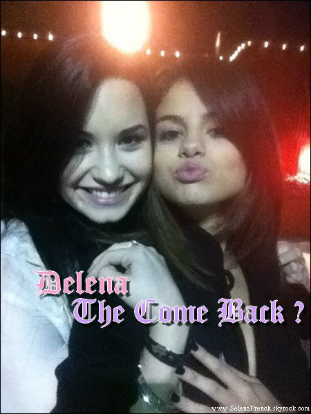 Delena : The Come Back ?
