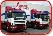 les camions lucas