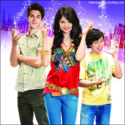 les sorcier de waverly place