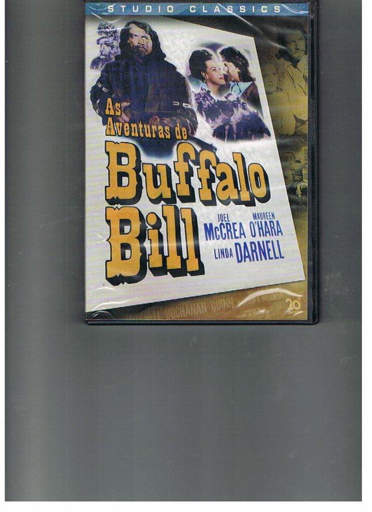 en questo momento stoi vedendo a buffallo bill
