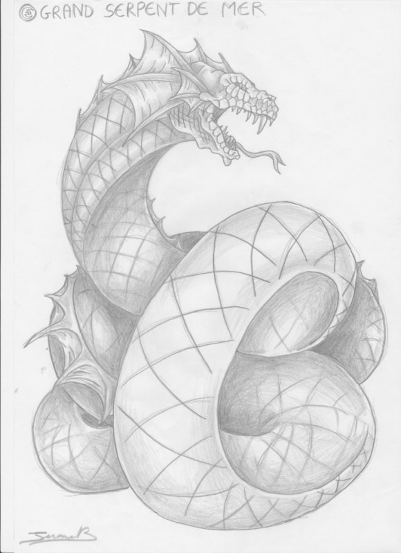 grand serpent de mer