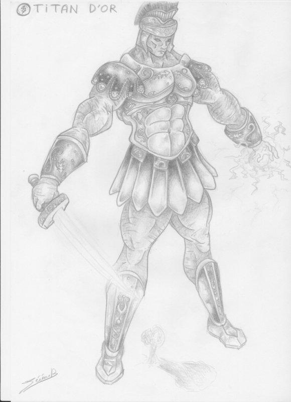 titan d'or