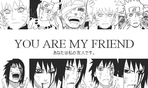 L' amitié !