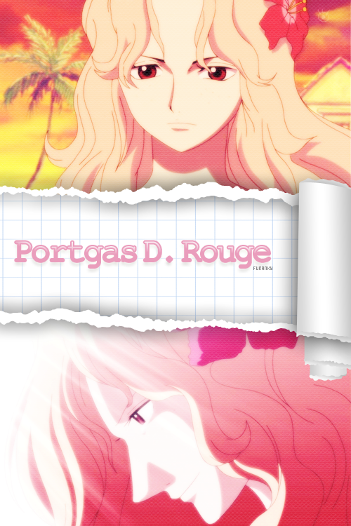 Bon anniversaire Portgas D.Rouge !