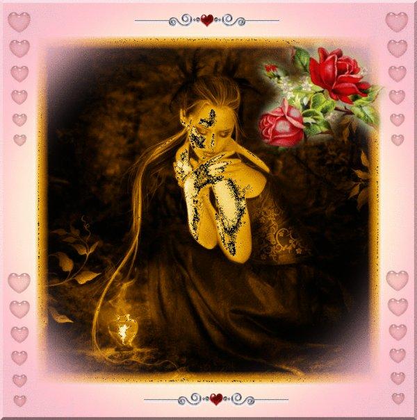 BELLE IMAGE ROMANTIQUE.... !!!!