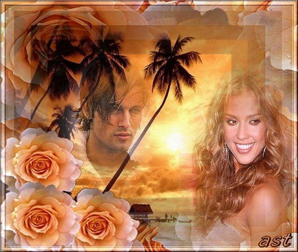 BELLE IMAGE ROMANTIQUE..... !!!