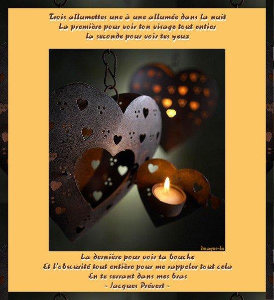 JOLIE CITATION...PLEINE DE TENDRESSE ET D'AMOUR !!!