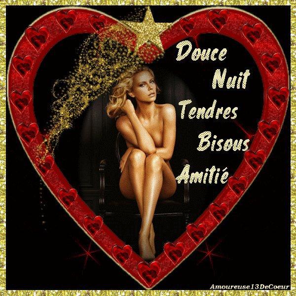 BELLE ET DOUCE NUIT A VOUS TOUS.... BISOUSSS... !!!
