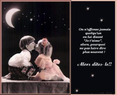 CITATION D'AMOUR....