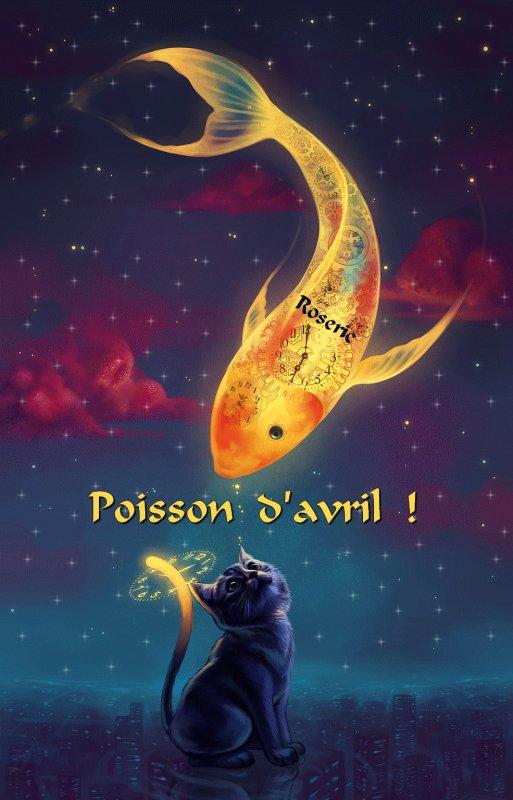 HE OUI....NOUS SOMMES DEJA LE 1ER AOUT!!!! poisson d'Avril!!!FAISONS DE CE JOUR DE BONNES BLAGUES.... BONS POISSONS D AVRIL A VOUS TOUS.... !!!