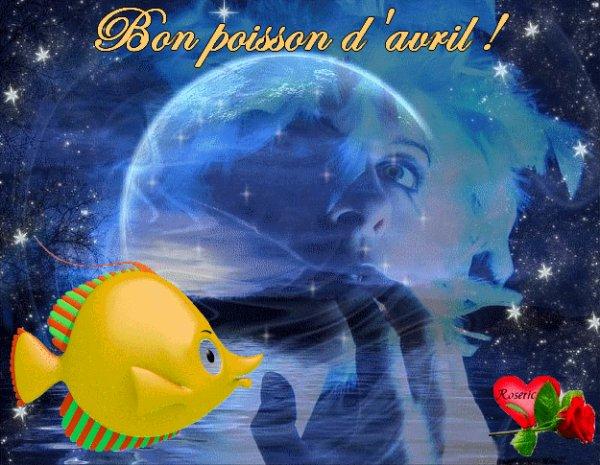 BON POISSON D'AVRIL.... !!!