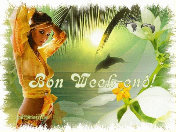 BONNE NUIT A VOUS TOUS ET TOUTES ET BON WEEK END...! BISOUSS...!!!