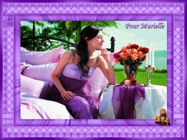 TRES JOLI CADEAU DE MON AMIE MARIA...BISOUSS... !!!