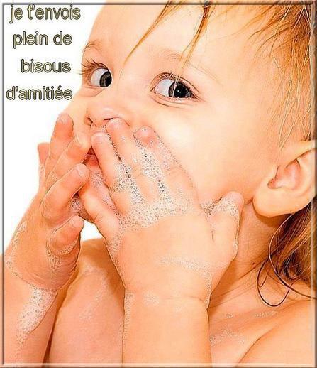 NORMALEMENT LE SOLEIL DEVRAIT ETRE DE RETOUR POUR CE WEEK END..SUPER ! BON WEEK END A VOUS TOUS ET TOUTE...BISOUSS... !!!