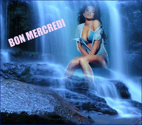 BON MERCREDI A VOUS TOUS ET TOUTES....BISOUSSS... !!!