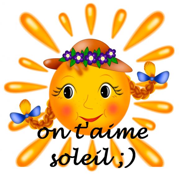 """Résultat de recherche d'images pour """"image bisous soleil"""""""