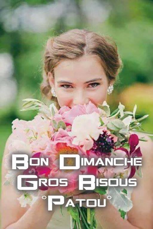 BON DIMANCHE A VOUS TOUS ET TOUTES...BISOUSS... !!!
