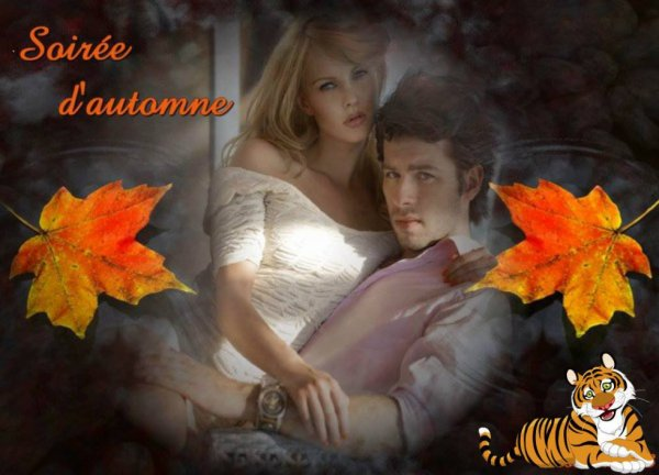 BONNE SOIREE SUIVIE D'UNE DOUCE NUIT ET UNE BONNE FIN DE WEEK END !!! BISOUS MES AMI(E)S.... ♥♥♥