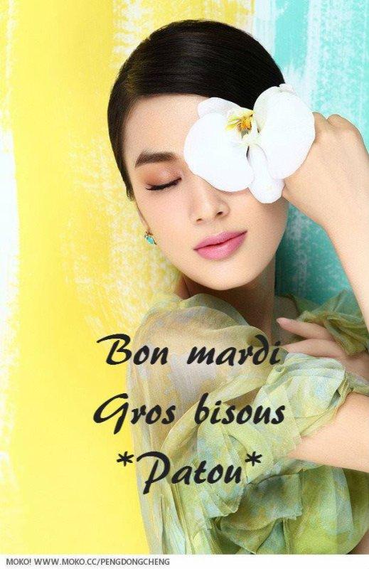 BON MARDI A VOUS TOUS ET TOUTES...BISOUSSSS...♥♥♥