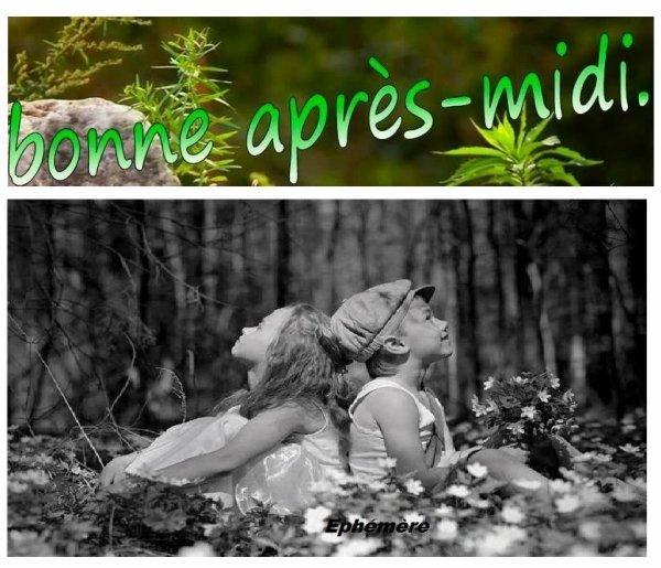 BON MERCREDI APRES-MIDI A VOUS TOUS ET TOUTES ! COUVREZ VOUS BIEN.....çA CAILLE !!!! BISOUS DU ♥ MES AMI(E)S..... !!!