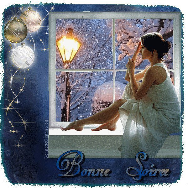 BONNE FIN DE SOIREE SUIVIE D'UNE DOUCE NUIT... BISOUSSS.... !!!! ♥♥♥