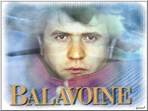 DANIEL BALAVOINE  Partir avant les miens - vidéo hommage à Daniel ( mon idole depuis toujours!!!) disparu voici 29 ans déjà ( 1401.1986 ) Merci Jacky pour la vidéo et les images !!!!
