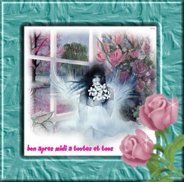 BON MARDI APRES-MIDI ! BISOUS MES AMI(E)S.... ♥♥♥