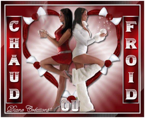 BON SAMEDI ET BON WEEK END A VOUS TOUS ET TOUTES !!! ICI... IL FAIT BEAU MAIS çA CAILLE... LE VENT EST TROP FRISQUET !!! BISOUSSS..... ♥♥♥