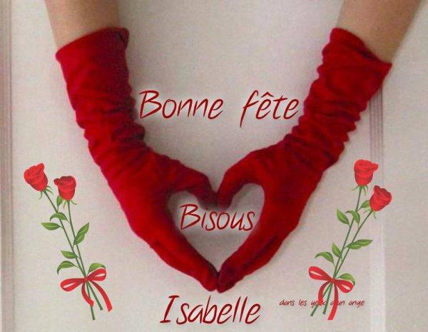 BONNE FIN DE DIMANCHE  MES AMI(E)S....!!! BISOUSSSS !!! A CE SOIR !!!!