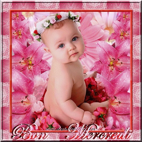 BON MERCREDI APRES-MIDI A VOUS TOUS ET TOUTES.... BISOUS MES AMI(E)S..... ♥♥♥