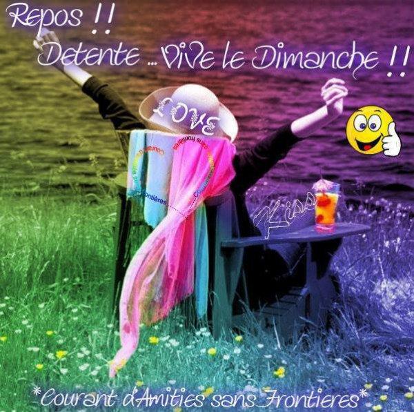 BON DIMANCHE A VOUS TOUS ET TOUTES ET BONNE FETE A TOUTES LES FEMMES DU MONDE ENTIER !!!! ♥♥♥ BISOUS MES AMI(E)S......♥♥♥