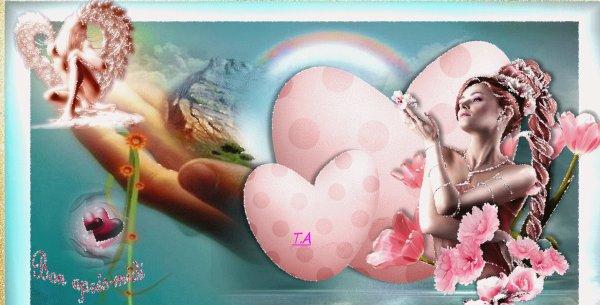 BONNE FIN D'APRES-MIDI...ENSOLEILLé COMME ON AIME !!! BISOUS MES AMI(e)S..... ♥♥♥