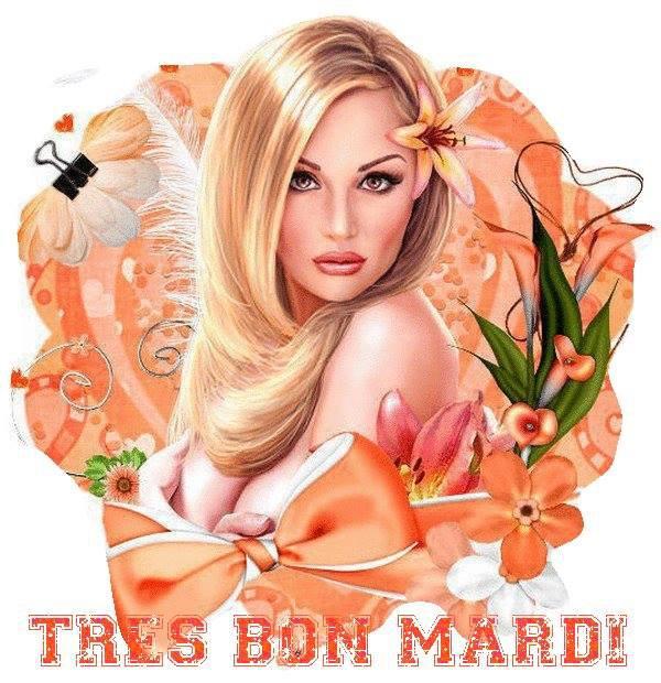 BON MARDI APRES-MIDI....BONNE ST PATRICK ( HAPPY PATRICK'S DAY !!!) ;) BISOUS MES AMI(e)S.....♥♥♥