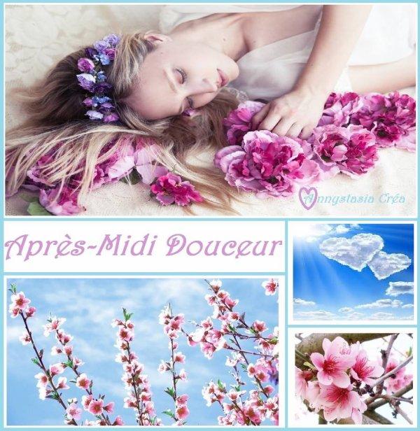 BONNE FIN DE DIMANCHE APRES-MIDI A VOUS TOUS ET TOUTES....BISOUSSS ♥♥♥