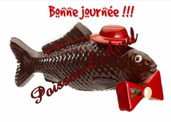 BON MERCREDI... JOYEUX 1ER AVRIL.....ATTENTION AUX FARCES  !!!! ;)