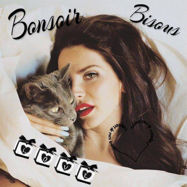 BONNE SOIREE SUIVIE D'UNE DOUCE NUIT ET UNE BONNE FIN DE WEEK END ....AINSI QU'UNE BONNE SEMAINE !!! ;) BISOUS MES AMI(E)S.... ♥♥♥