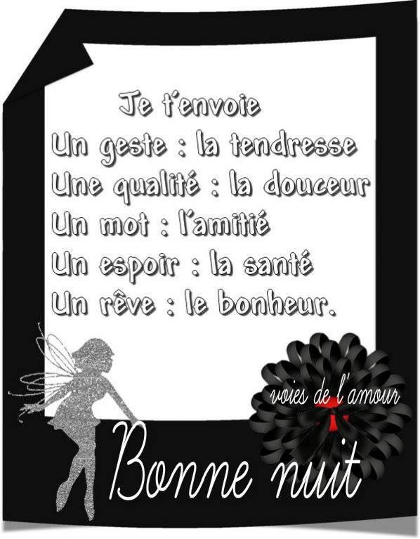 BONNE FIN DE SOIREE SUIVIE D'UNE DOUCE NUIT... LE WEEK END APPROCHE...COOL !!! ;)  BISOUSSS.... !!!! ♥♥♥