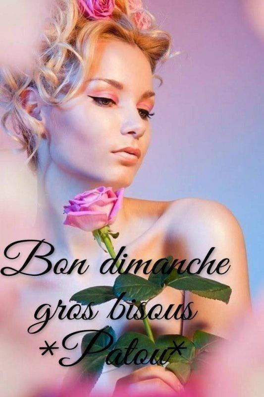 BONNE FIN DE DIMANCHE  ENSOLEILLé MES AMI(E)S....!!! BISOUSSSS !!