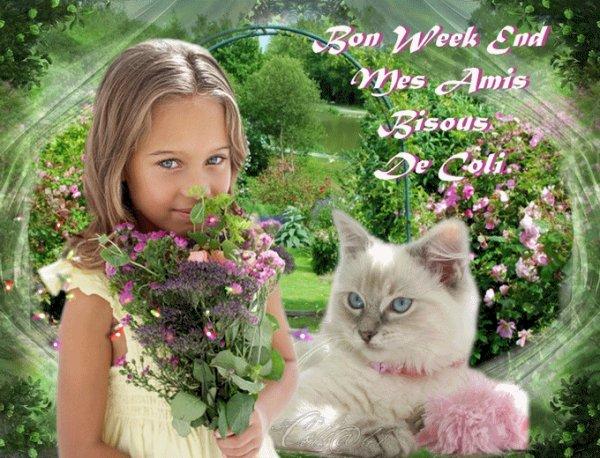 EN ROUTE POUR UN LONG WEEK DU 1ER MAI !!!! ;) EN ATTENDANT JE VOUS SOUHAITE UNE BONNE SOIREE SUIVIE D'UNE DOUCE NUIT !!! BISOUS MES AMI(E)S..... ♥♥♥