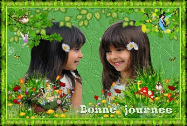 BON MERCREDI APRES-MIDI....BONNE FIN DE JOURNéE- BISOUS MES AMI(E)S..... ♥♥♥
